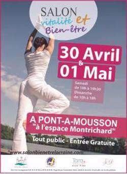 Dietplus au salon de la Vitalité et du Bien Etre à l'Espace Montrichard de Pont a Mousson