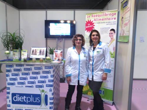 Dietplus au Salon du Mariage 2015 de Metz
